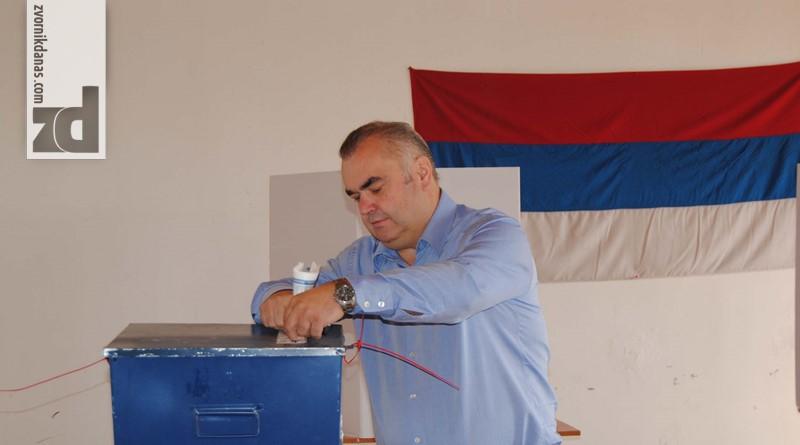 Stevanović ubjedljivom pobjedom postao prvi gradonačelnik Zvornika