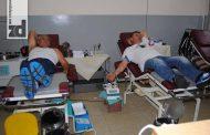 Demobilisani borci darovali krv