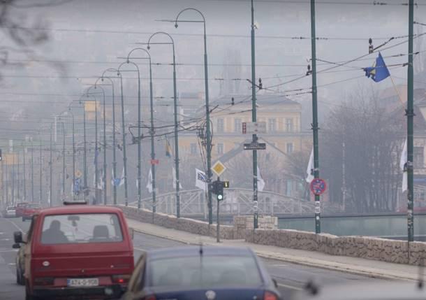 """Photo of Na """"Dan državnosti"""" Sarajevo okićeno ratnim zastavama"""