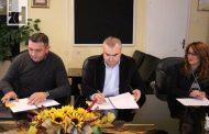 Stevanović potpisao Ugovor za izgradnju i rekonstrukciju vodovodne i kanalizacione mreže