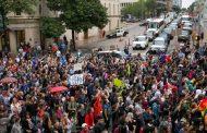 Radnici izašli na ulice širom Amerike