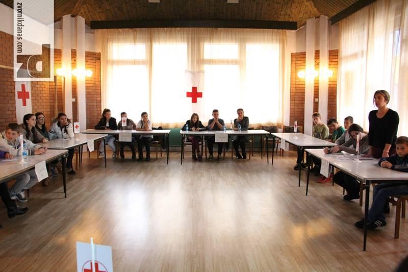 Photo of Učenici kozlučke škole pobijedili na Regionalnom takmičenju Crvenog krsta