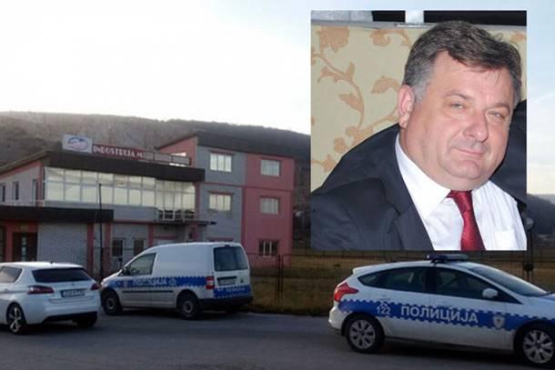 """Photo of Uhapšen Mirko Čolović, vlasnika Mesne industrije """"Čolović"""" u Sokocu"""