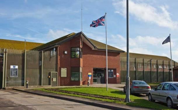 Zatvorenici u britanskom zatvoru naručuju hranu i prave žurke