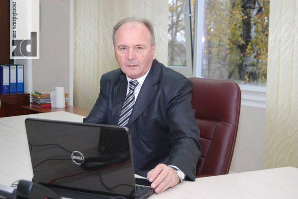 Milorad Motika, predsjednik Upravnog odbora kompanije Alumina