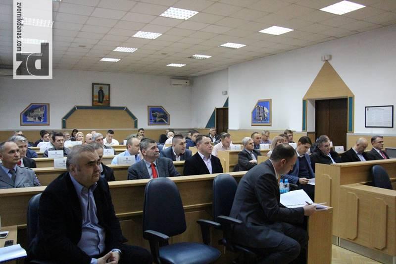 Photo of Održana 1. redovna sjednica gradske Skupštine