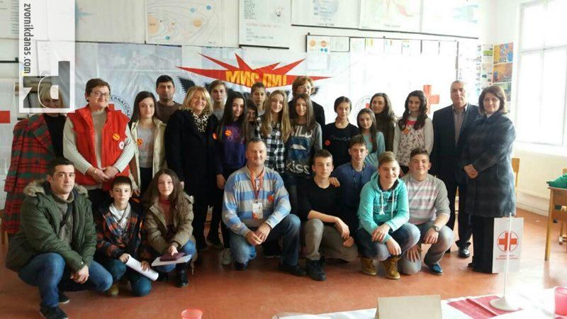 """Photo of Ekipa """"Svetog Save"""" najbolja na takmičenju Crvenog krsta"""