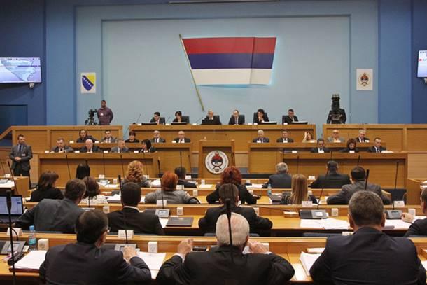 Poslanici Srpske danas o budžetu za narednu godinu