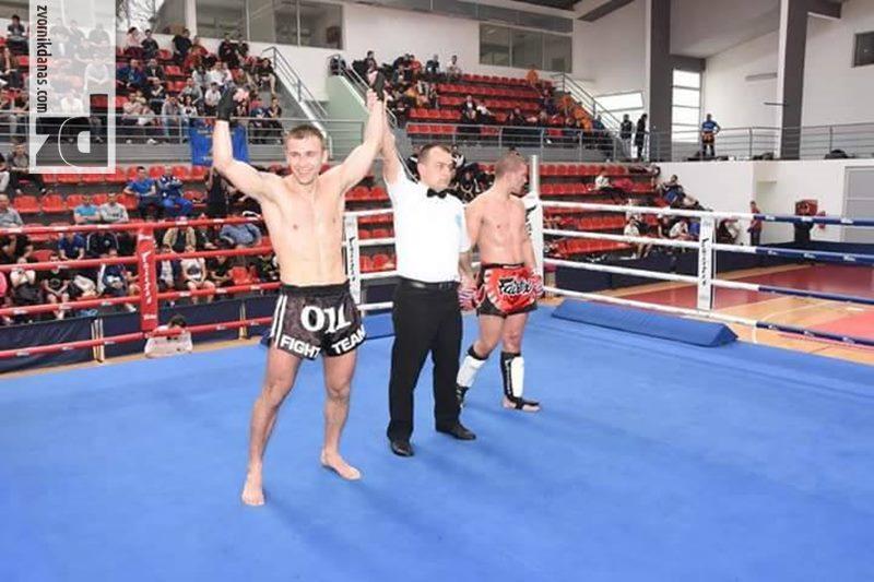 Photo of Borac bez mane i straha: Nikola Drobnjak kandidat Kik boks saveza Republike Srpske
