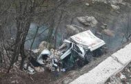 Poginuo kamiondžija iz Zvornika, povrijeđeni zatvorski čuvari