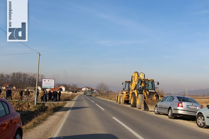 "Photo of Počeli radovi na realizaciji projekta ""Izgradnja i rekonstrukcija vodovodne i kanalizacione mreže grada Zvornik"""