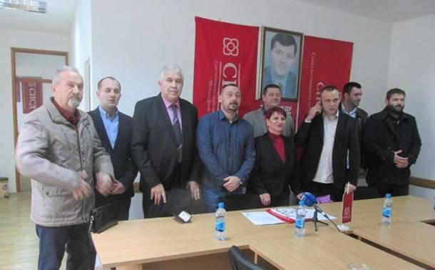 Photo of Četiri stranke prelaze u bratunački SNSD