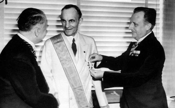 Photo of Ford, BMW i Hugo Bos sarađivali sa Hitlerom