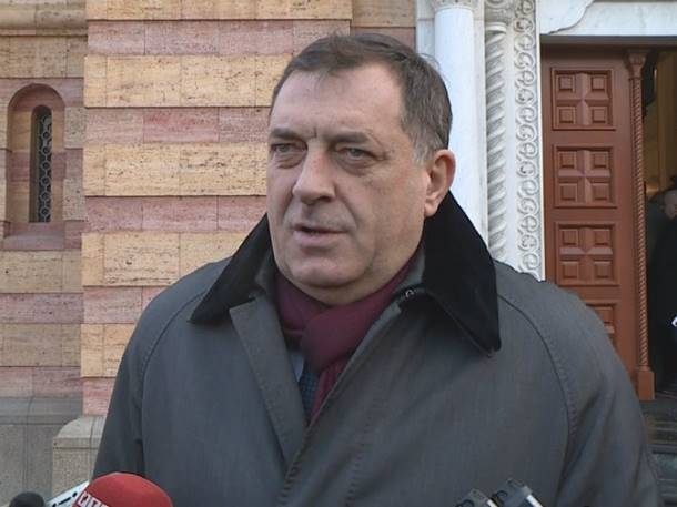 Dodik: SDS ponovo pokazao podaništvo prema bošnjačkoj politici