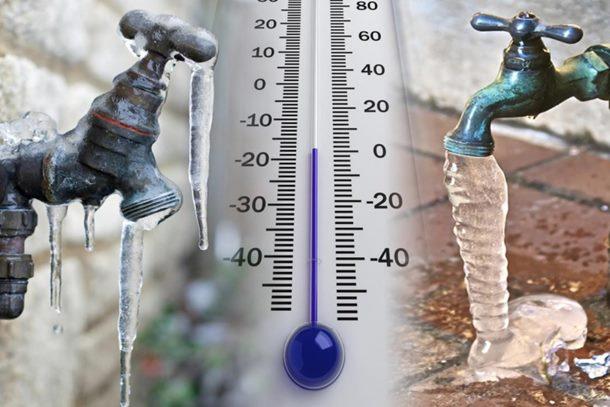 Photo of Posljedice polarne hladnoće u BiH: Građani bez vode, struje, grijanja