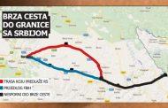 RS bi do Srbije jednom, a FBiH drugom trasom