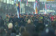 Svečani defile za Dan Republike- postrojen i Treći pješadijski puk; Dodik- nikada nećemo odustati od Srpske