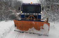 Prohodni putevi, očekuje se novi snijeg