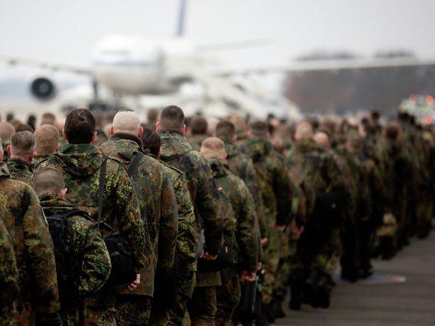 Photo of U Litvaniju stigla prva grupa NATO vojnika