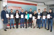 """Novih 11 internih provjerivača ISO standarda u kompaniji """"Alumina"""""""