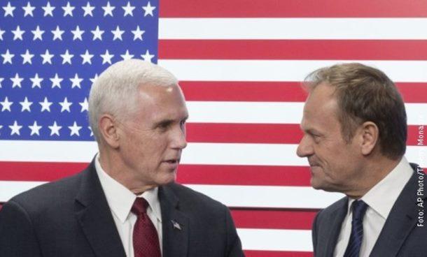 Photo of Brisel se obrukao: Razvili američku zastavu s greškom