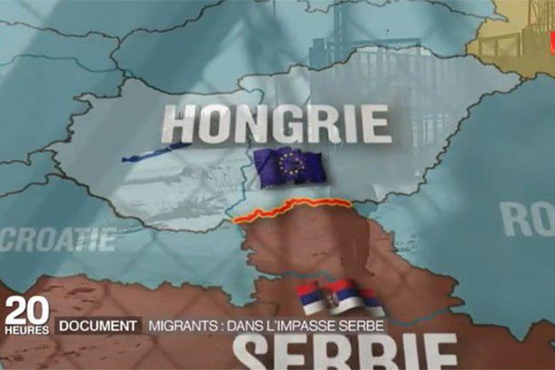 Crtanje novih granica: Francuski mediji BiH pripojili Srbiji