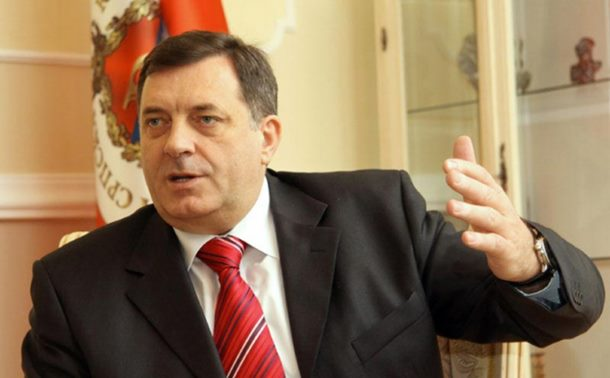 Dodik: Očigledno da se u Sarajevu manipuliše Dejtonskim sporazumom