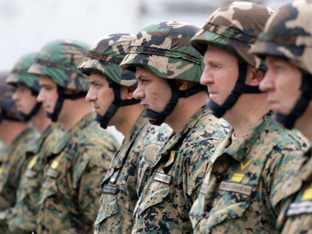 Vojska ostaje bez municije?