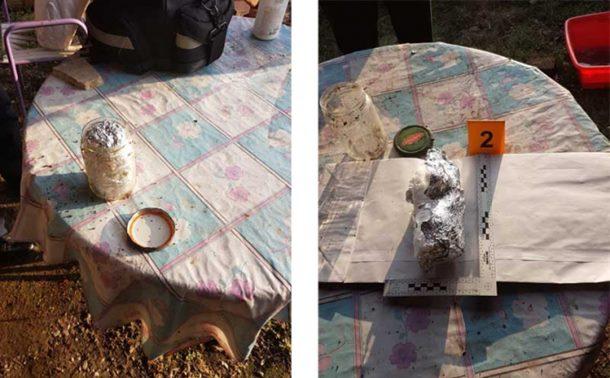 Pas otkrio zakopanu teglu kokaina u Brčkom
