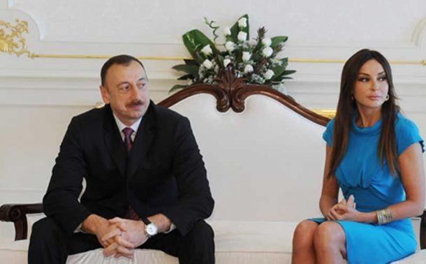 Photo of Predsjednik Azerbejdžana imenovao suprugu za potpredsjednicu