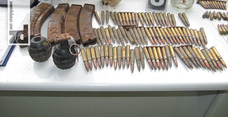 Photo of CJB Zvornik: Uhvaćen u prodaji oružja i municije (foto)