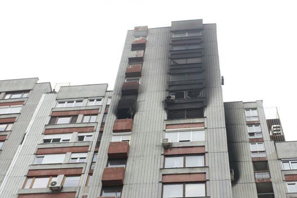 Sarajevo: U eksploziji plinske boce poginule dvije osobe, osam povrijeđeno