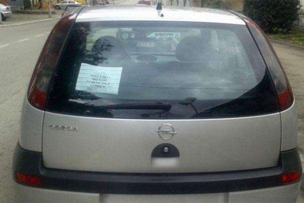 """Za """"Opel"""" iz 2002. Trebinjac traži 127.000 KM?!"""