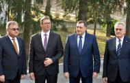 Završen sastanak u Beogradu: Ovo je krah pomirenja i povjerenja, Izetbegović ugasio svjetlo u BiH
