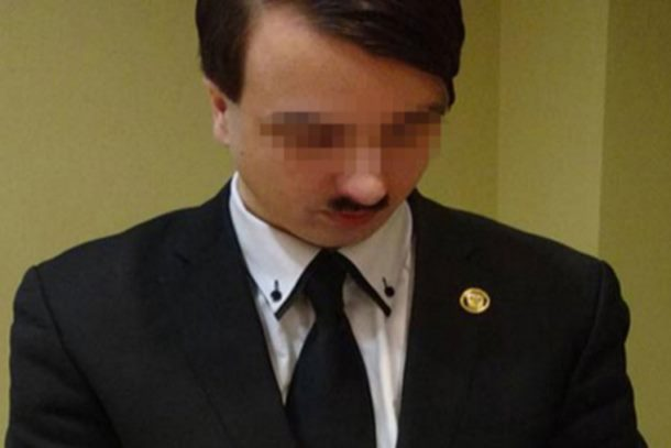"Photo of U Austriji uhapšen Hitlerov ""dvojnik"""