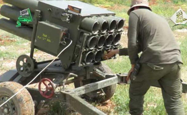 Photo of Hrvatska prodaje oružja pobunjenicima u Siriji