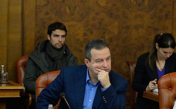 Dačić: Nije ovo tužba BiH, već Izetbegovića i biće posledica