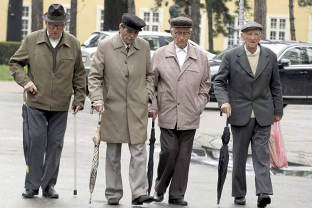 Photo of Nova starosna granica za odlazak u penziju od januara