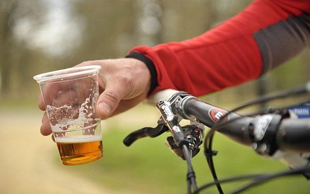 Uhapšen pijani biciklista
