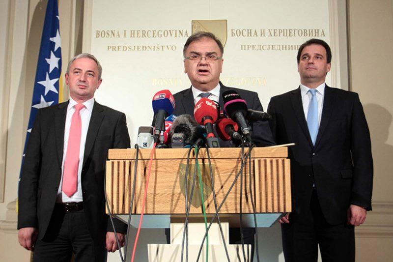 Photo of Savez za promjene: Ivanić opet kandidat za Predsjedništvo BiH