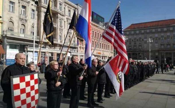 Amerika snažno osudila ustaše i neonaciste iz Zagreba