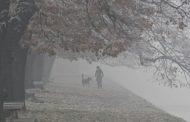 Magla na području Mrkonjić Grada i Prijedora