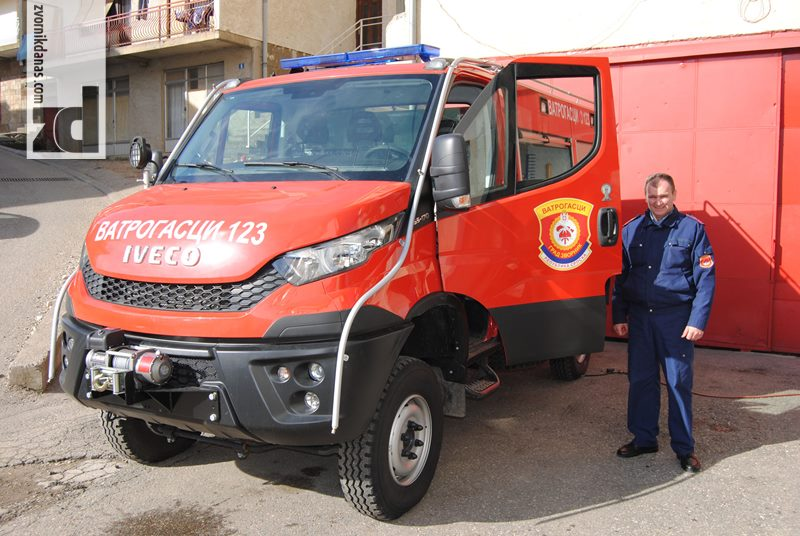 Photo of Zvornički vatrogasci nabavili novo vozilo za gašenje požara