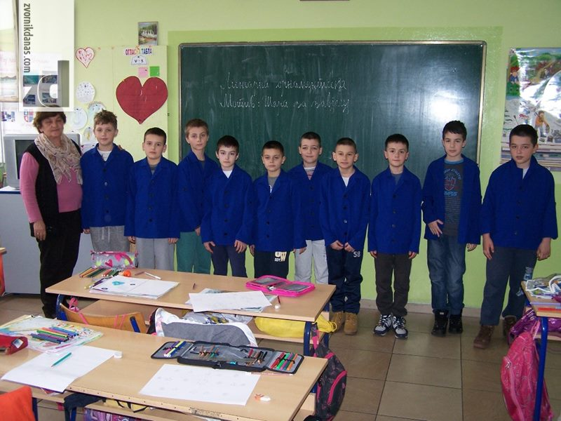 Photo of Učenici četvrtog razreda osnovne škole u Zvorniku nabavili uniforme