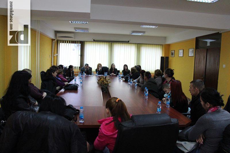 Photo of Organizovan sastanak sa roditeljima djece korisnika usluga Centra
