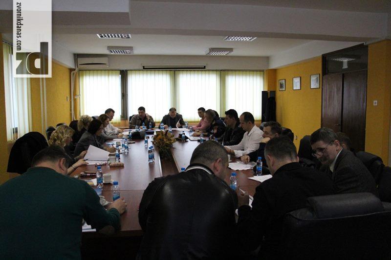 Photo of Sjednica Gradskog štaba za vanredne situacije povodom Međunarodnog dana civilne zaštite