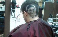 Tražio da mu napravi lik Aleksandra Vučića na glavi!