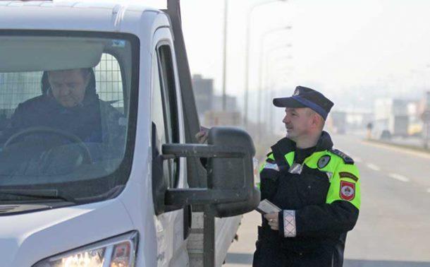 Od ukupno 246 saobraćajnih nezgoda, pet sa poginulim licima