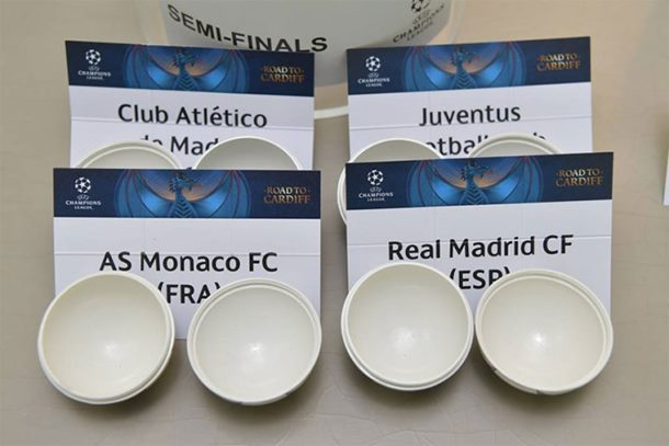 Žrijeb Lige šampiona: Madridski derbi u polufinalu