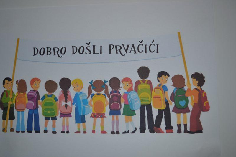 Photo of Upis prvačića tokom aprila i maja